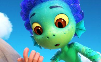 Беззаботное лето и морские монстры в трейлере нового мультфильма Pixar «Лука»