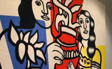 В Пушкинском музее новая выставка — керамики и текстиля Пикассо, Матисса и Дюфи