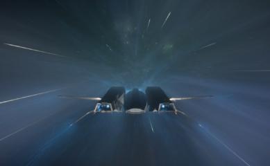 Мы провели День космонавтики в космосе! Точнее, в Star Citizen