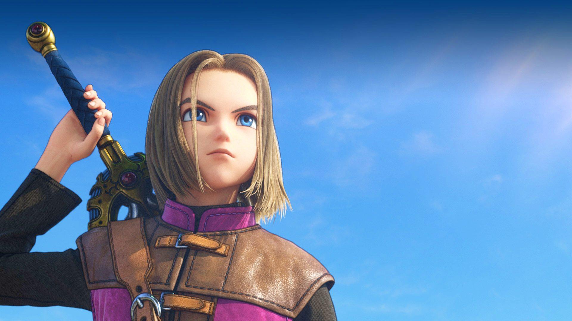 Издательство Square Enix анонсировало пять игр по вселенной Dragon Quest