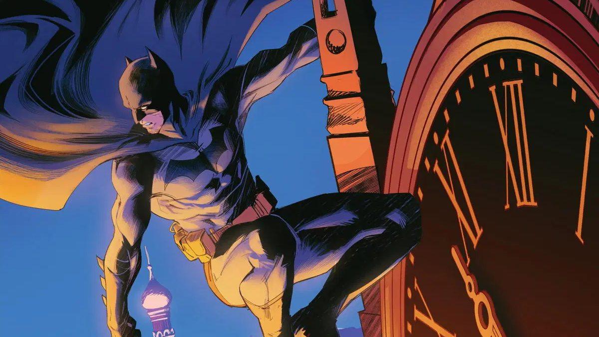 Издательство DC выпустит антологию Batman: The World. Туда войдет комикс про Бэтмена в России
