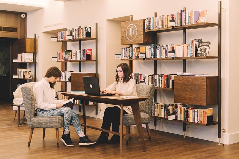 Восемь новых библиотек в России, в которых мы остались бы жить
