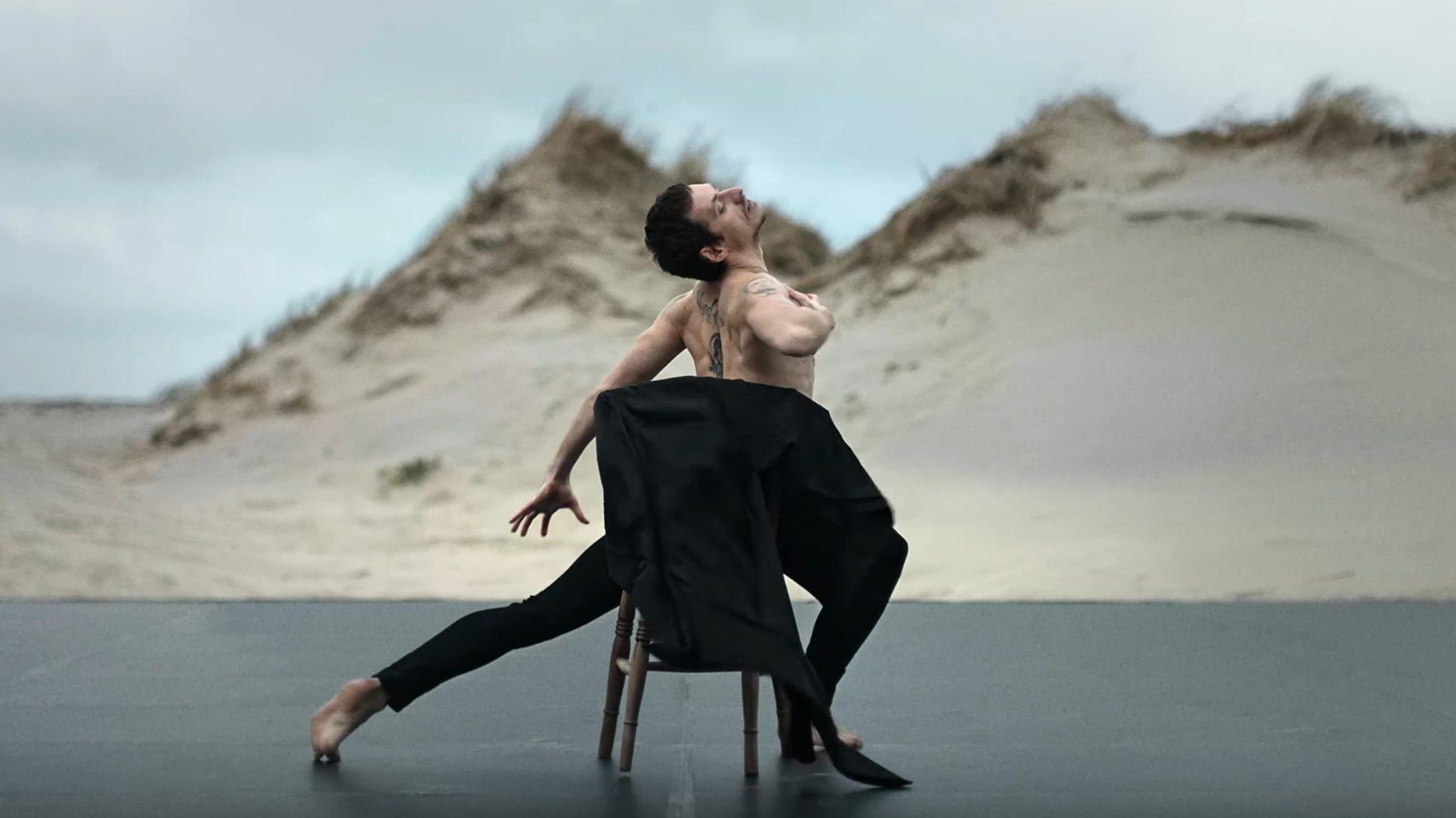 Сергей Полунин станцевал под In Your Room группы Depeche Mode