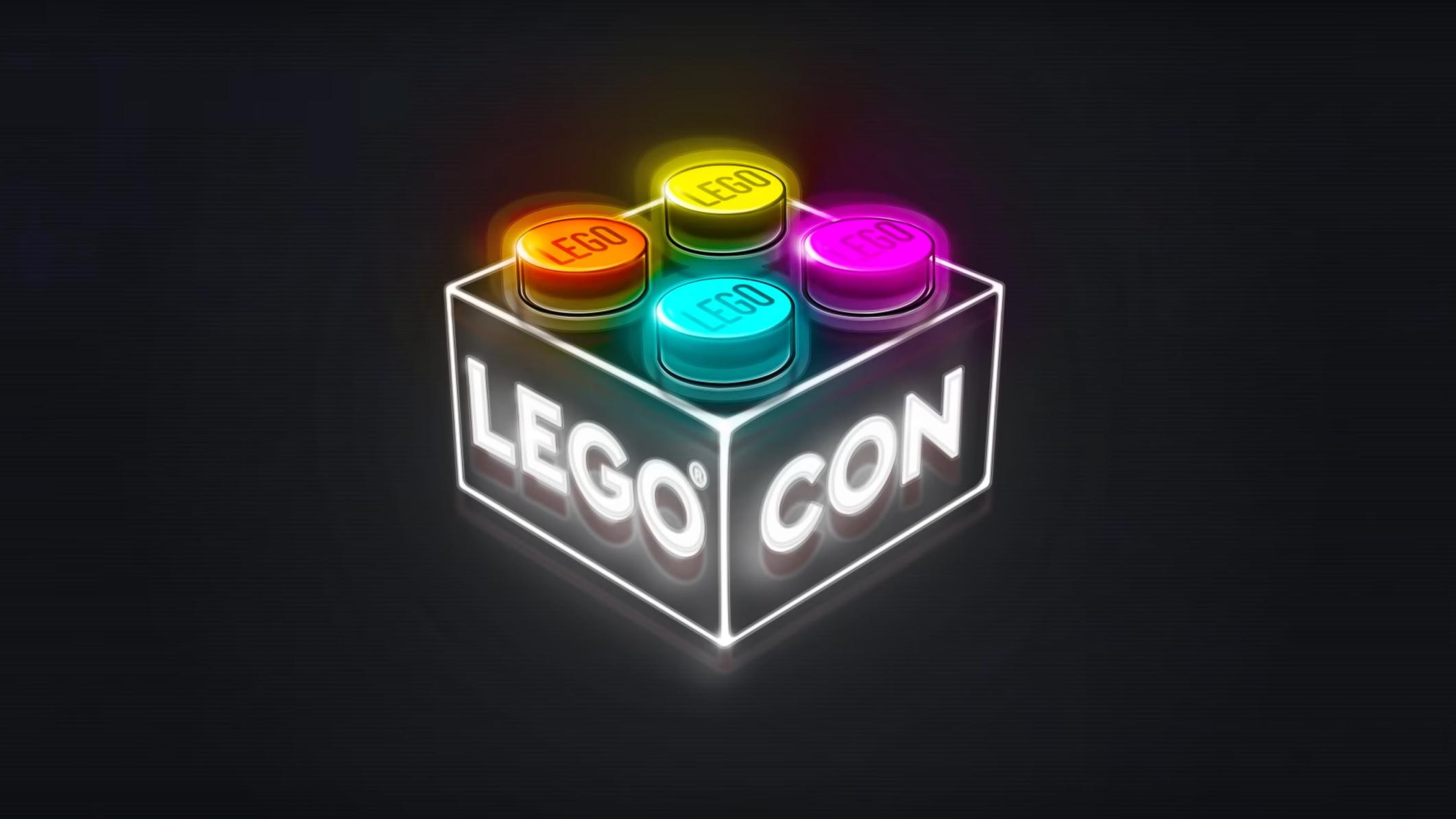 Lego проведет онлайн-фестиваль Lego Con