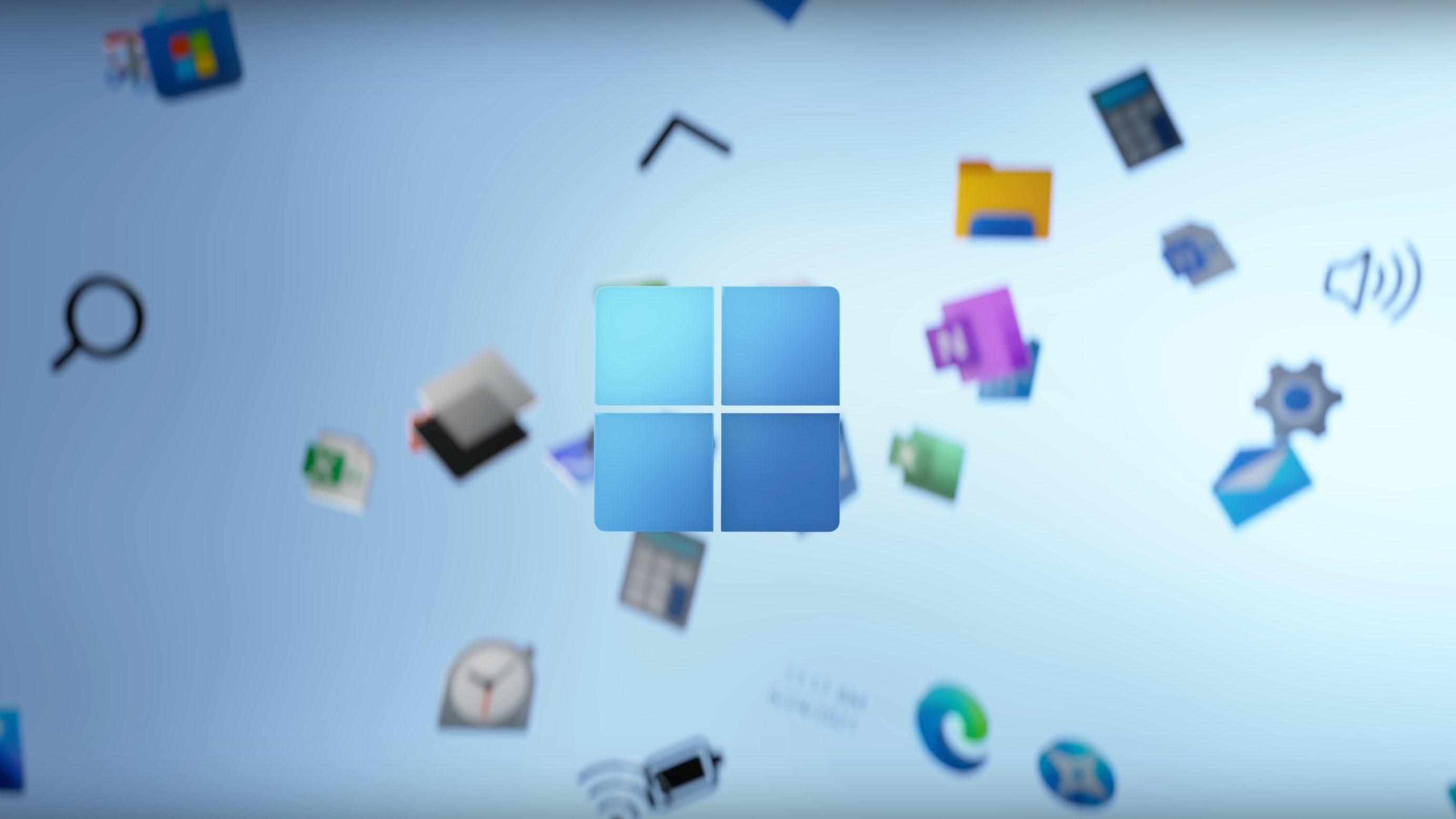 Microsoft показал Windows 11 — там новый дизайн и «Пуск» по центру