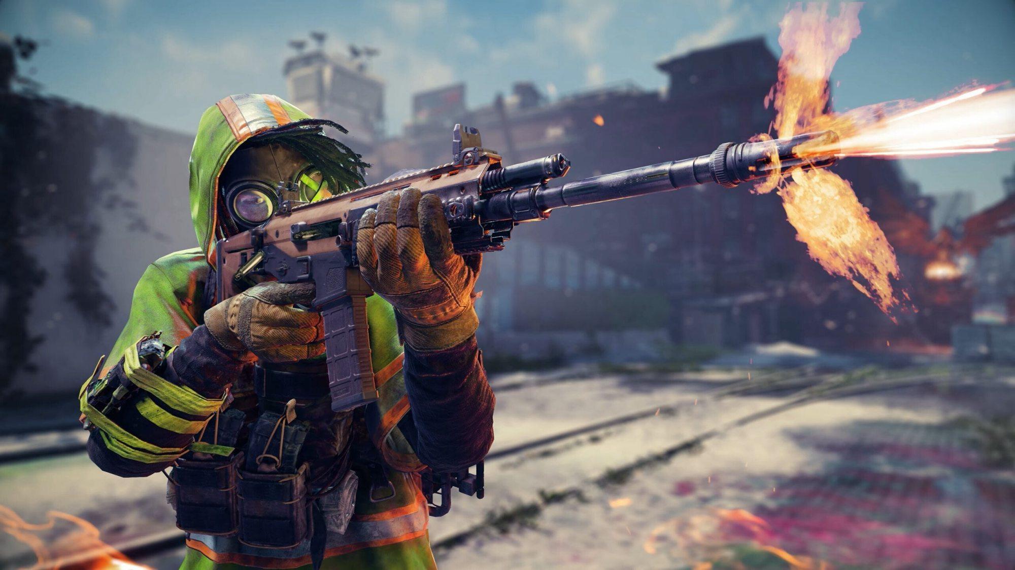Студия Ubisoft представила игру Tom Clancy's XDefiant. Это условно-бесплатный мультиплеерный шутер