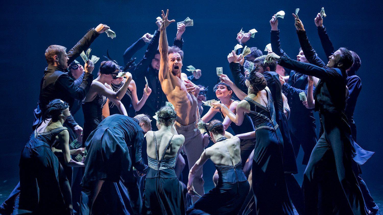 В «Художественном» покажут фильм-балет «Ночь нежна» Бориса Эйфмана