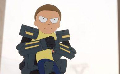 В Fortnite появился скин Морти Смита из мультсериала Adult Swim