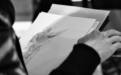 Пушкинский приглашает порисовать в скверах музея