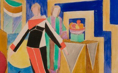 Любовь Толкалина, Яна Гладких и Юлия Ауг рассказали о выставке «Музы Монпарнаса»