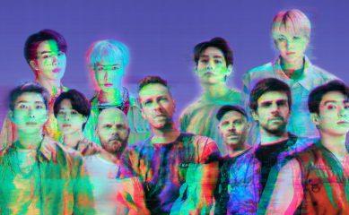 Coldplay и BTS выпустили совместную песню My Universe