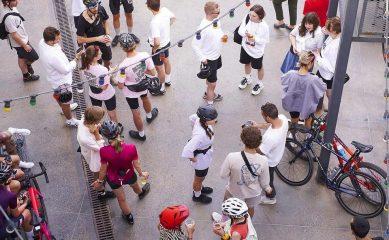 «Стрелка» и Let's bike it! проведут велоквест о еде и городе