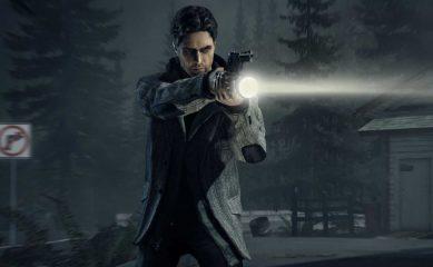 Ремастер игры Alan Wake выйдет до конца осени