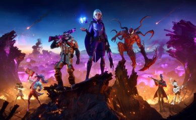 Epic Games планирует выпустить фильм по игре Fortnite