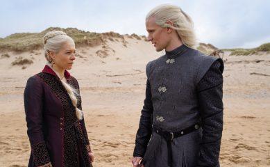 Железный трон и интриги в тизере сериала «Дом дракона». Это приквел «Игры престолов»