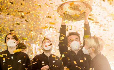 Российская команда Team Spirit победила на турнире The International 10 по Dota 2