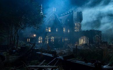 Режиссер «Призраков дома на холме» экранизирует «Падение дома Ашеров» Эдгара Аллана По