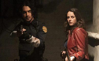 Кая Скоделарио отстреливает зомби в трейлере фильма «Обитель зла: Раккун-Сити»
